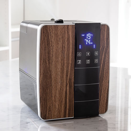 PowerPure 6000 Warm & Cool Mist Humidifier