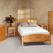 classic maple bedroom furniture 6 piece set