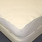 Pure Wool Moisture Protector Mattress Pads