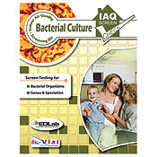 Bacterial Culture Screening Kits