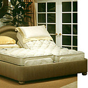 Royal-Pedic Adjustable Electric Latex Bed