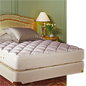 Royal-Pedic Quilt Top Mattresses and Box Springs