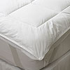White Mountain Textiles Convertible 2-in-1 Mattress Topper