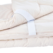 Sleep & Beyond Certified Organic Wool Mattress Pads