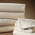 Purist Collection - All Natural Luxury Bath Towel Sets