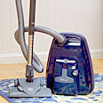Sebo K2 Midnight Blue Vacuum Cleaner