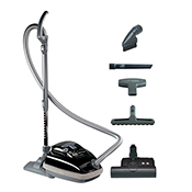 Sebo Airbelt K3 Black Canister Vacuum Cleaner