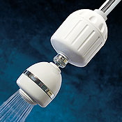 High Flow Shower Heads - Shower Water Filters