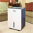 Soleus Air 70 Pint HCT-D70E-A Dehumidifier with Built-in Pump