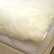 Elite Fleece Wool Mattress Pad