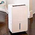 Pure & Dry Platinum Series 50-Pint Dehumidifier with built-In Pump