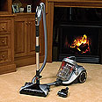 Hoover S3865 Platinum Cyclonic Bagless Canister Vacuum Cleaners