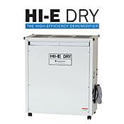 Hi E Dry 195 Dehumidifiers