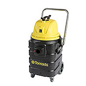 Tornado Taskforce 17 Gallon Wet Dry Vacuums