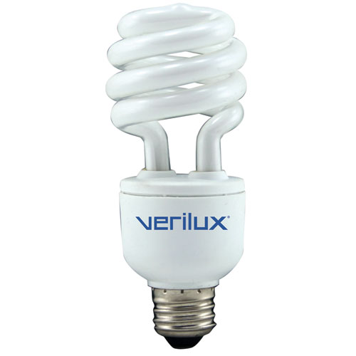 verilux global cooling full spectrum compact fluorescent. Black Bedroom Furniture Sets. Home Design Ideas