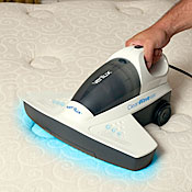 Verilux Cleanwave UV-C Sanitzing Habdheld Vacuum