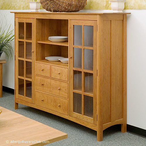 solid wood kitchen dining room storage chests chatham collection
