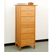New England Wood Chatham Tall 7-Drawer Chests