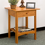 New England Wood Chatham Nightstands