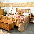 New England Wood Chatham Bedroom Set