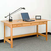 New England Wood Chatham Library Desks