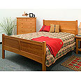 New England Wood Easton Bed