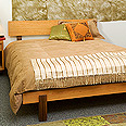 New England Wood Roslindale Bed