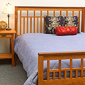 New England Wood Shelburne Beds