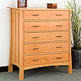 Weston 5-Drawer Dresser