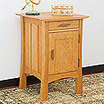 Weston Nightstand w/ Cabinet Door