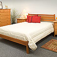 New England Wood Westport Bed