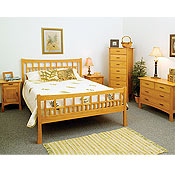 New England Wood Weston Bedroom Sets