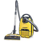 Vapamore Vento MR-500 HEPA Canister Vacuum