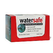 Watersafe Rapid Bacteria Pool Test Strips – 10 Pack