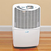 Basement Dehumidifier - 55 Pint - Low Temp - by Woods