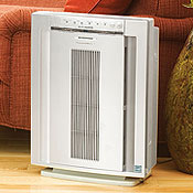 PlasmaWave 5 Speed Analog True HEPA Air Purifier