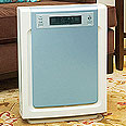 PlasmaWave 4 Speed Digital True HEPA Air Purifier