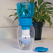 H2Go Portable Alkaline Water Ionizer Pitchers