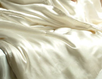 Silk Filled Comforters with Charmeuse Silk Cover