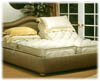 Royal-Pedic Adjustable Bed with Quilt-Top Latex Mattress