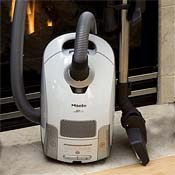 Miele Luna Galaxy Series Hepa Vacuum Cleaners- Standard Package
