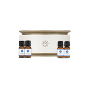 The Pure Company Portable Air Purifier with Free 100% Pure Allergy-Friendly Essential Oil Set