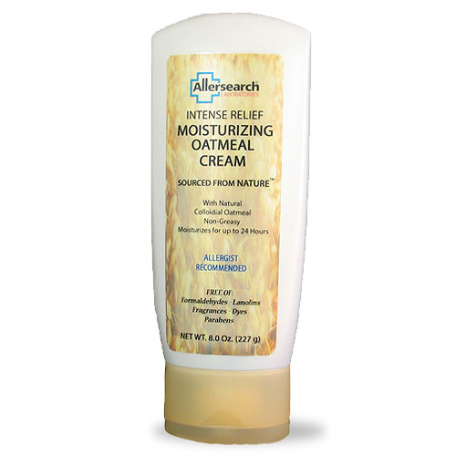 Allersearch Moisturizing Oatmeal Cream