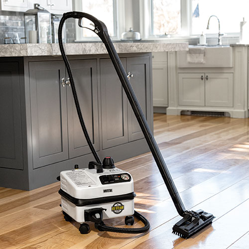 US Steam White Tail US600 Steam Cleaner