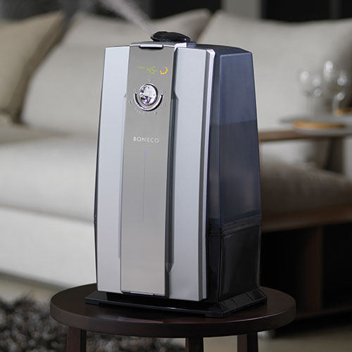 Boneco by Air O Swiss 7142 Digital Warm & Cool Mist Ultrasonic Humidifier
