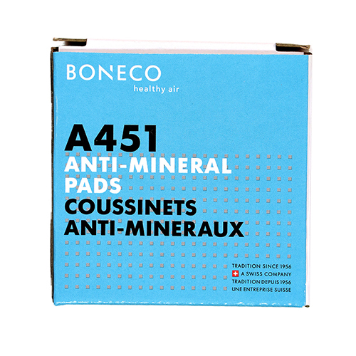 Boneco Anti-Mineral Pads for Steam Humidifiers 6 Pack