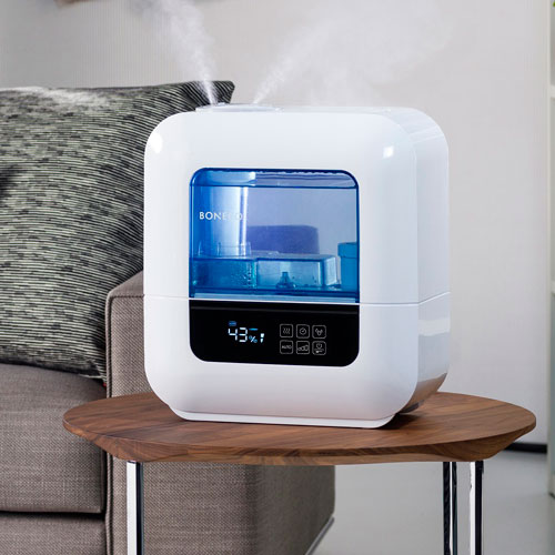 Boneco U700 Digital Warm & Cool Mist Ultrasonic Humidifier