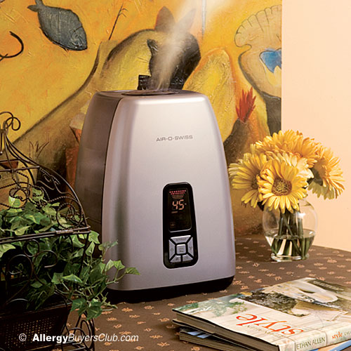 Boneco by Air O Swiss 7144 Ultrasonic Humidifier