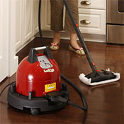 Ladybug XL2300 TANCS Vapor Steam Cleaners - Deluxe Package