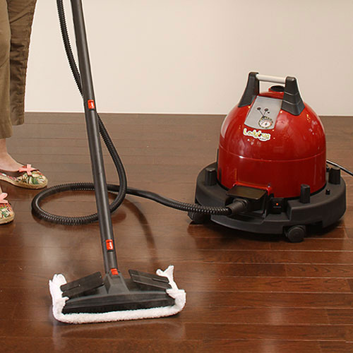 Ladybug XL2300 Vapor Steam Cleaners - Supreme Package